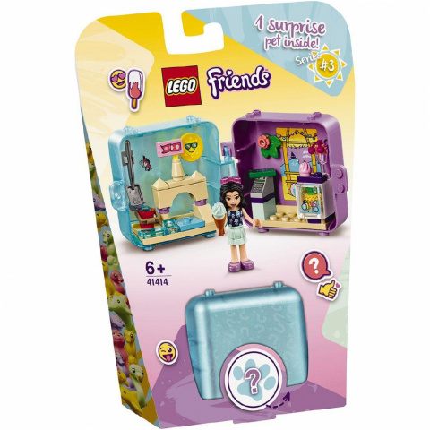 41414 LEGO FRIENDS LETNIA KOSTKA DO ZABAWY EMMY
