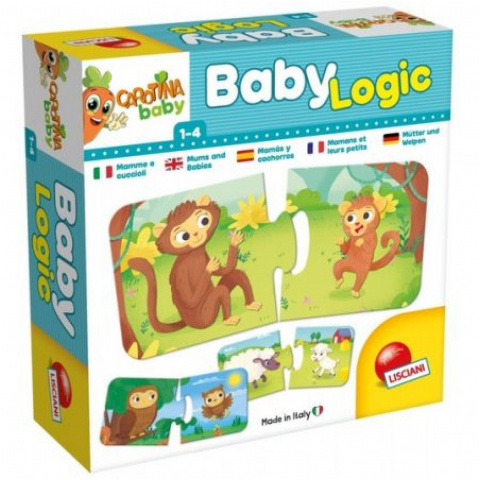 CAROTINA BABY LOGIC MUM AND PUPPY 0038
