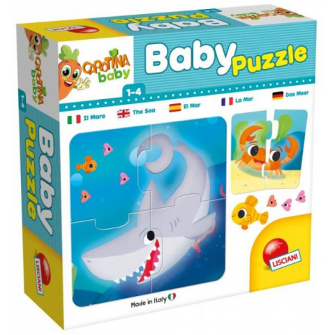 CAROTINA BABY PUZZLE THE SEA 0069